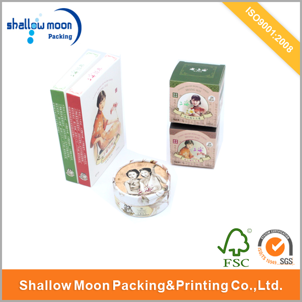 Top Quality paper box for skincare products With Good Quality