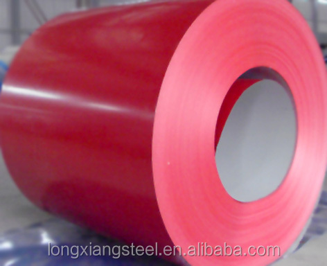 MS/ PPGI / PPGL /Many Color coated steel sheet from Tangshan Zhuonan