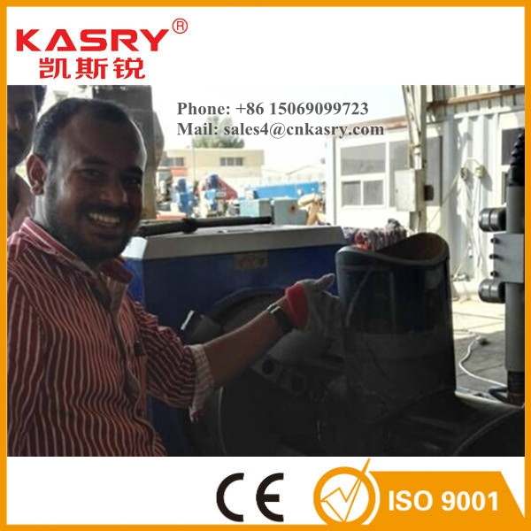 KASRY Automatic CNC High-Speed Band Saw Pipe Cutting Machine