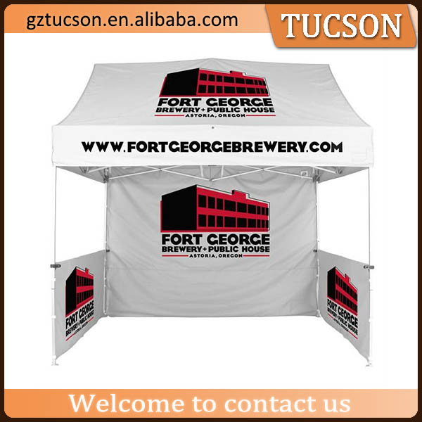 Cheap outdoor pop up 3x3 folding advertising tent/ folding tent