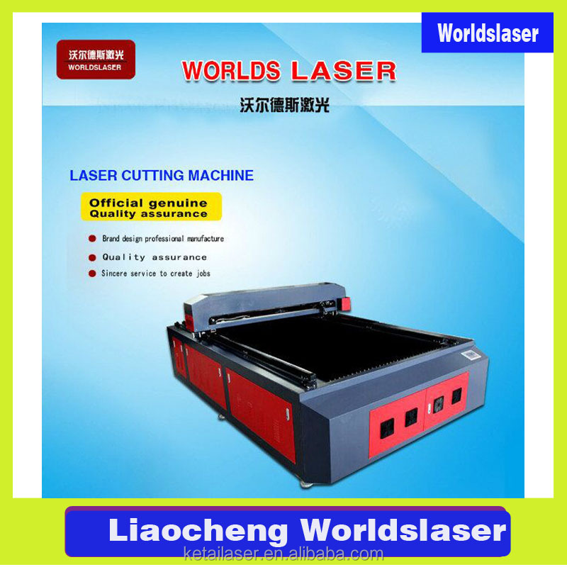 wood acrylic glass desktop 100watt laser engraving cutting machine cutter machine