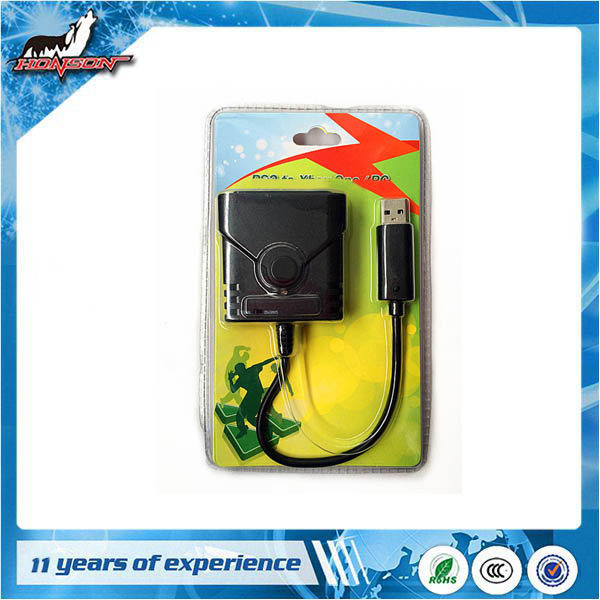 Brand New High Quality 3in 1 Converter Adapter For PS2 TO XBOX360 one/PS3/PC Converter Adapter