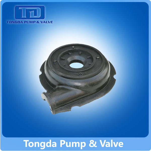 rubber slurry pump parts wet parts