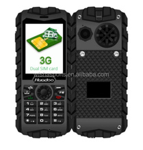 New Arrive 2.2 Inch Cell Phones Smartphones Android 4.4 Rugged Waterproof Cell Phone V4 Cell Phones