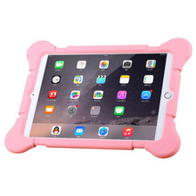 Wholesale Soft Rubber Tablet Cover,Shockproof Silicon Case For ipad pro 9.7