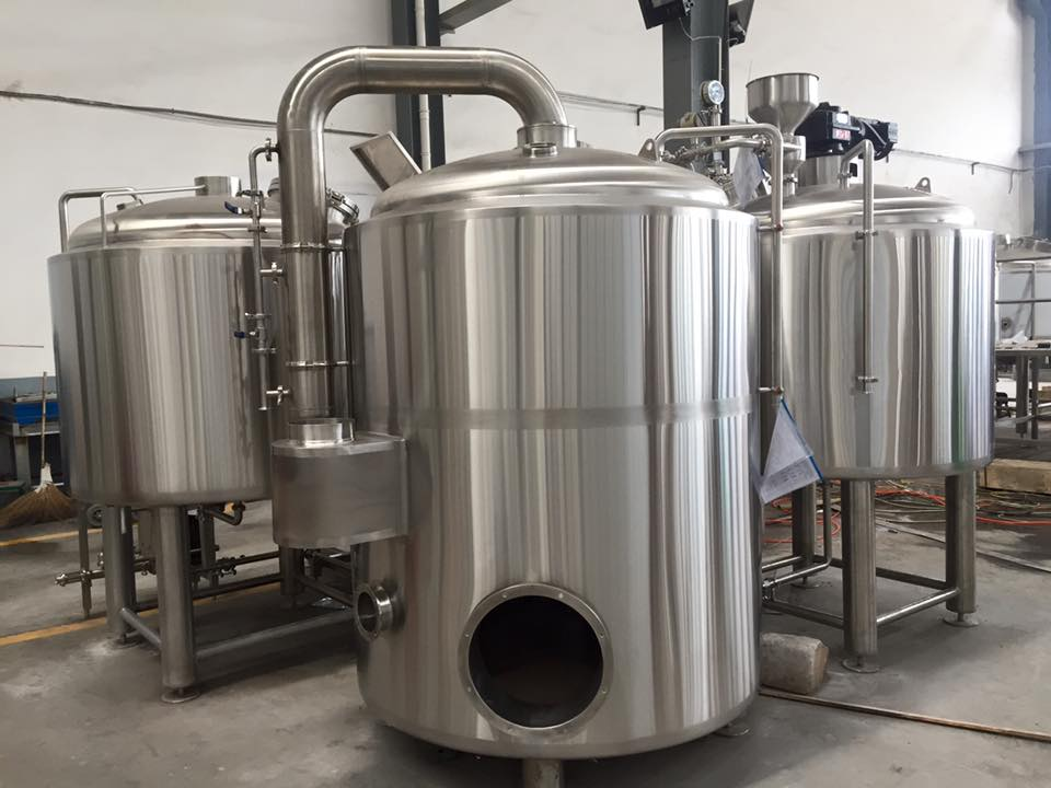 Craft beer machine 20bbl beer brewing equipment