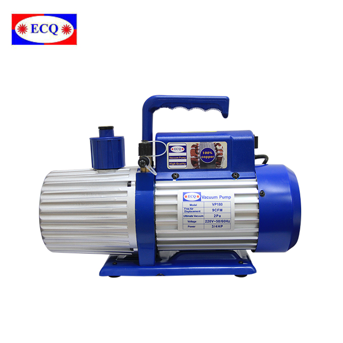 New VP180 single stage vacuum pump 3/4 HP for air conditioner