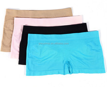 yoga sports pants seamless shorts lady <strong>underwear</strong>