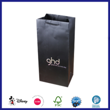 Cheap kraft paper wine bottle bag