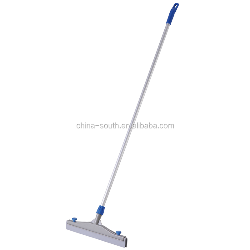 Hot plastic handle stainless steel window and floor squeegees