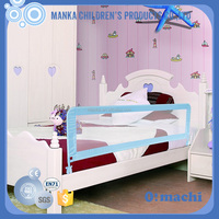 wholesale 1.5m folding and adjustable baby bed rail