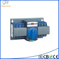 3 phase 63A ATSE automatic transfer switch equipment switch