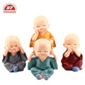 Monk Figurines doll car interior decoration toy