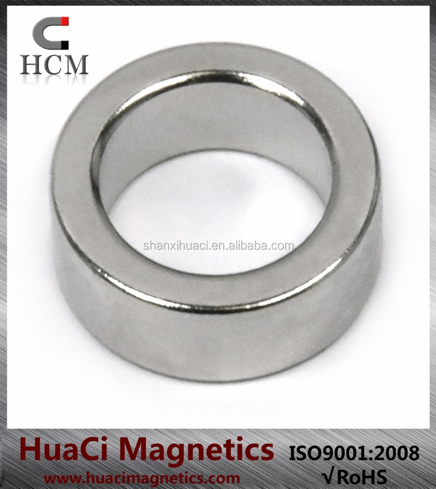 Rare Earth Customized Nickel Coat Magnet Suitable For Wind Generator