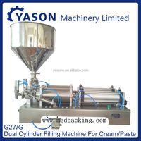 50 500ml Double Heads Filling Machinery