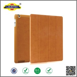 Leather Stylish Book Folding Stand Flip Case for iPad 2 3 4
