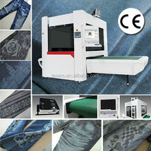 Denim Jeans Processing System - Laser Engraving Machine