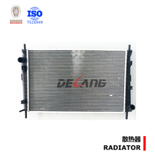 Aluminum auto engine radiator for FORD COUGAR 1998 MONDEO 1996-2000 OE No# 97BB8005CA (DL-B135)