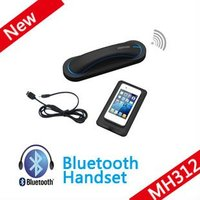 mobile phone bluetooth handset, dolphin handset with charger cradle, fashion design