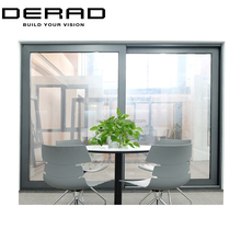 German Quality Aluminium Frame Lift & Slide Door For Heavy Duty Use and Good View