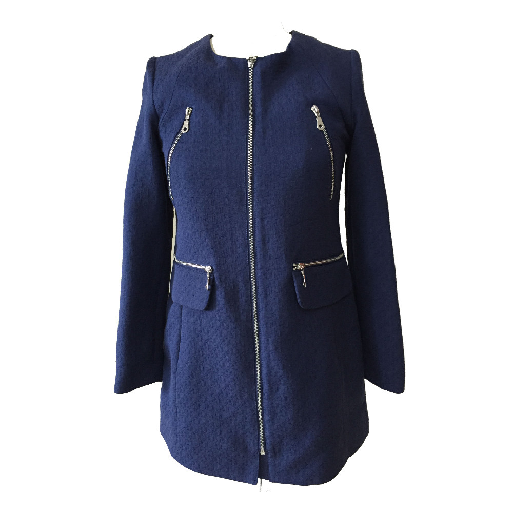 Hot Sales High End Latest Designs Blue Coat