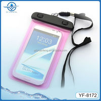 Waterproof Case Pouch Bag for Samsung S4 /note 2