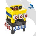 SAIP/SAIPWELL New Waterproof Combination Distribution Box Power Mobile Socket Box