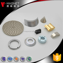 Economical neodymium micro magnets gps magnetic sheet
