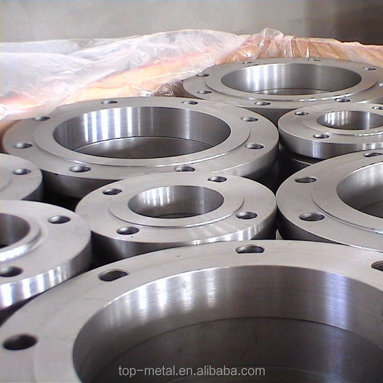 forged class150 carbon steel slip on flange ansi #150 rf