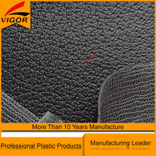 Upholstery vinyl leather fabric