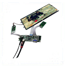 13.3 inch tft lcd 1920x720 dots display with controller board