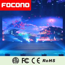 stage background p6 mm industrial led display board