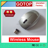 Promotional 2.4G Wirless Mouse OEM Computer Optical Wireless Mouse