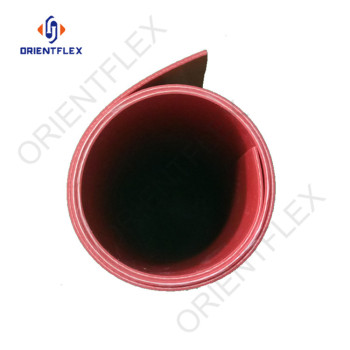 Best black/red color heat-resistance 1mm clear silicone rubber sheet producer