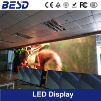 digital electronic led display p4 video led SMD good quality led display video board