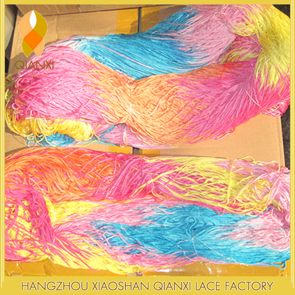 Rainbow Fringe Stretch For Dance Dresses