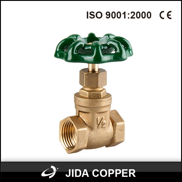 best sales chinese high quality brass gate valve pn16 for oil and gas companies