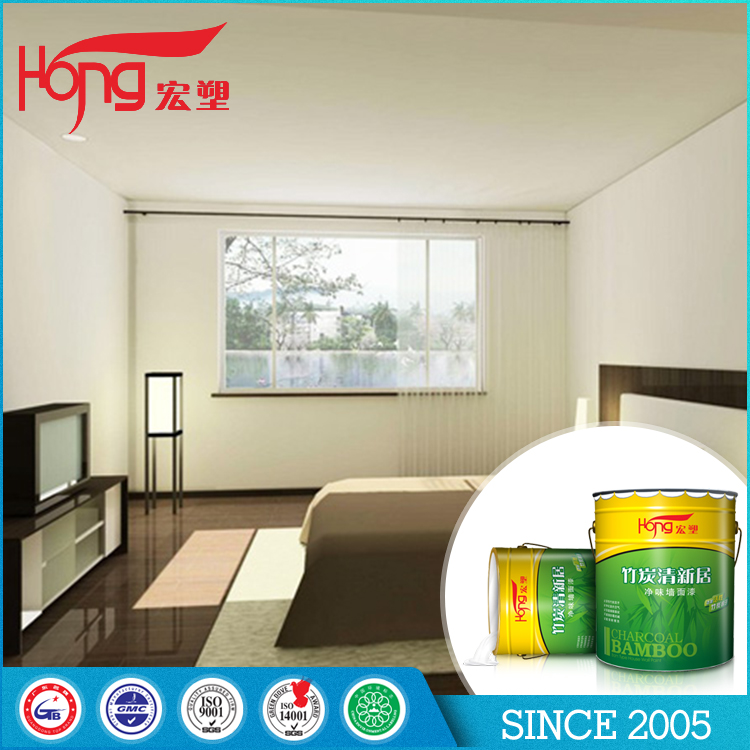 High performance K65 styrene acrylic emulsion safe nontoxic building coating
