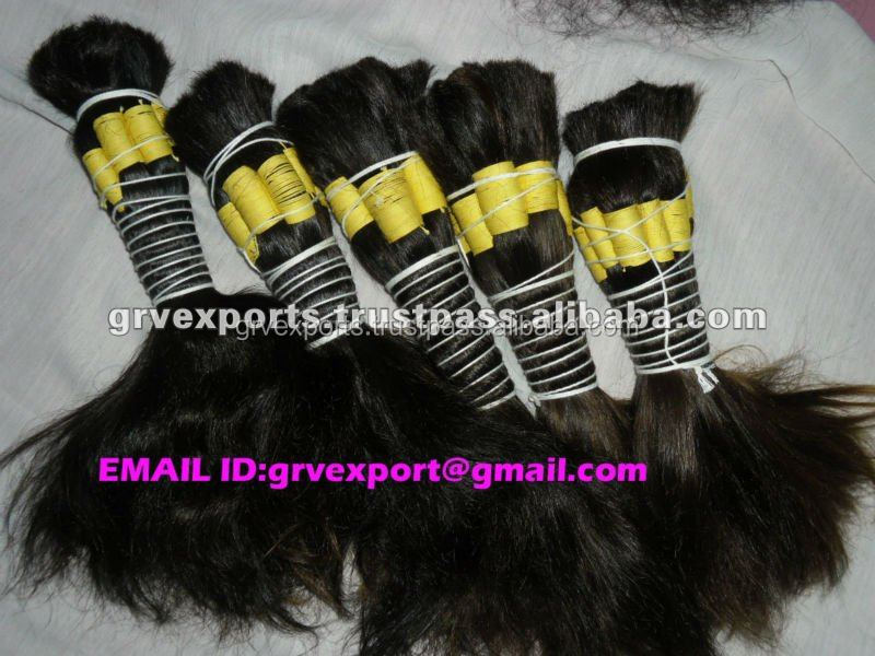 Beautiful virgin kinky hair 100% natural indian human hair price list for hair extension