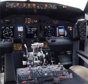 FLIGHT SIMULATORS ON SALE