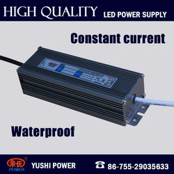 2016 new waterproof constant current DC20-36V 2100mA 70W waterproof led driver ip67