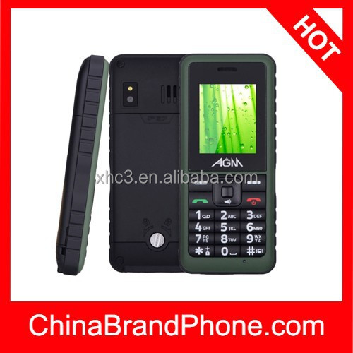 very small mobile phone 1.77 inch TFT Screen Water / Dust / Shock Resistant GSM Phone/cheap phone