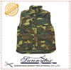 Winter Padded Camouflage Outwear Military Vest