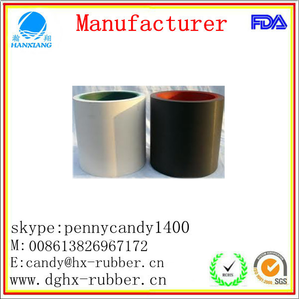 Dongguan factory customed rubber ink roller