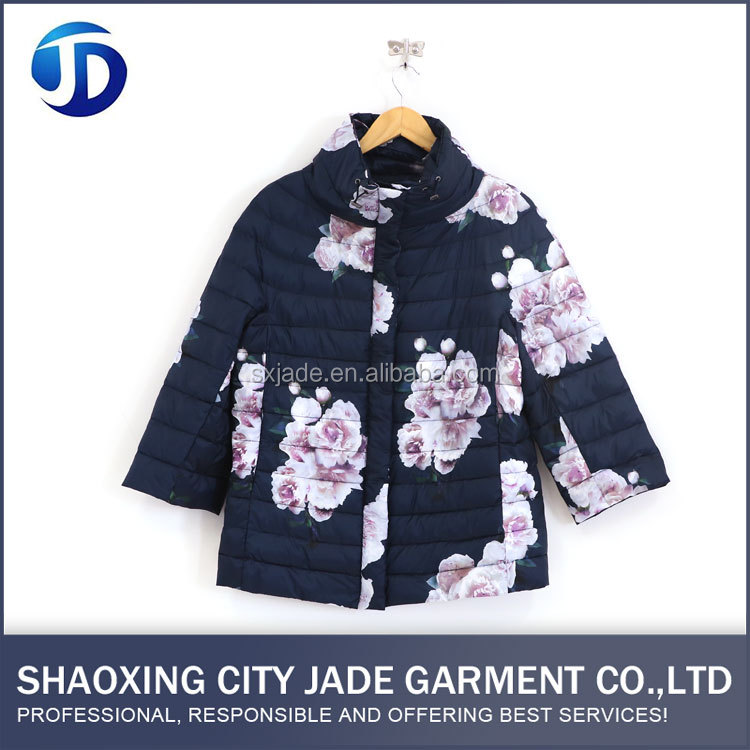 Breathable Leisure Cheap Winter Coats And Jackets Woman
