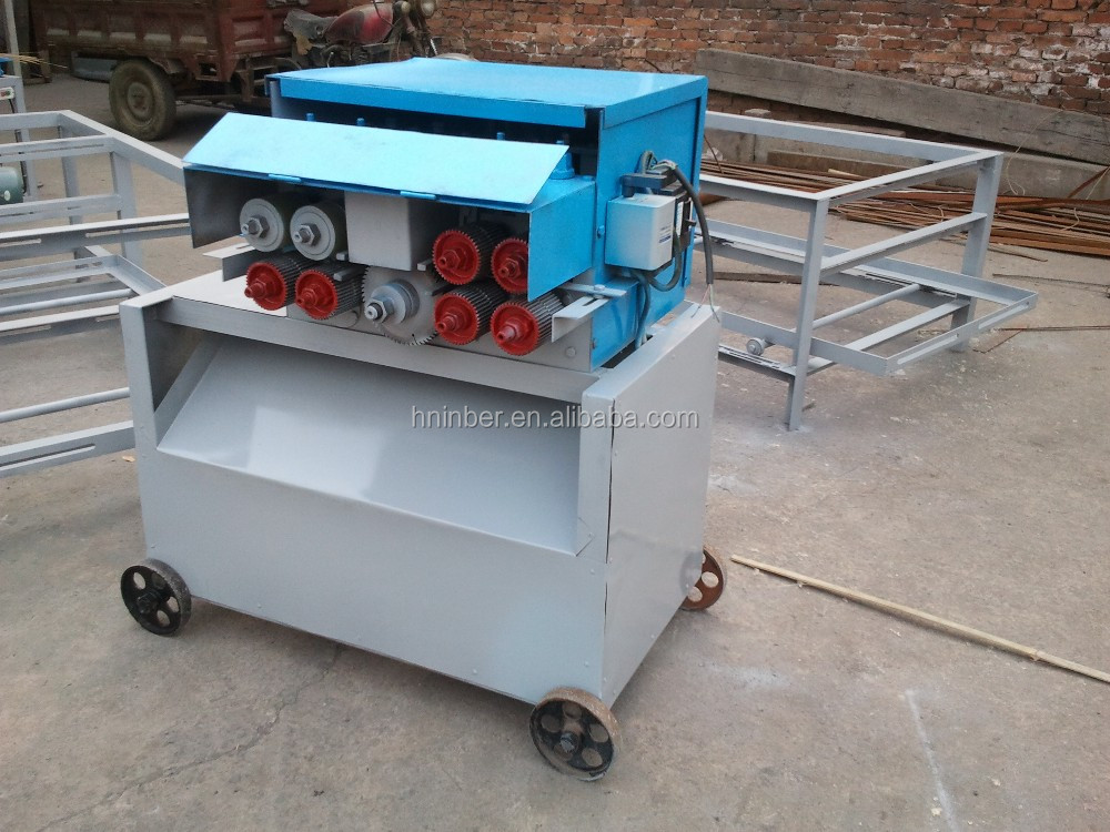 Automatic bamboo wood toothpick making machine