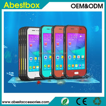 Original Waterproof Case for Samsung Galaxy S6/S6 Edge,life water Shock proof Protective waterproof case cover for Samsung phone