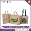 Ecological Cotton Canvas Bags Durable Canvas Shopping Bags