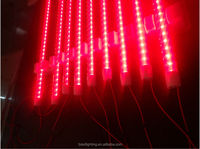 2014 hot sale 5 years warranty t8 led red tube xxx