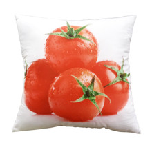 custom printing brushed fabric digital printed for home decorative cushion cover